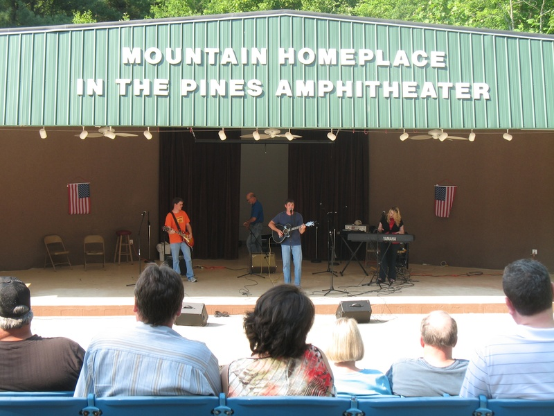 At the Pines Amphitheater